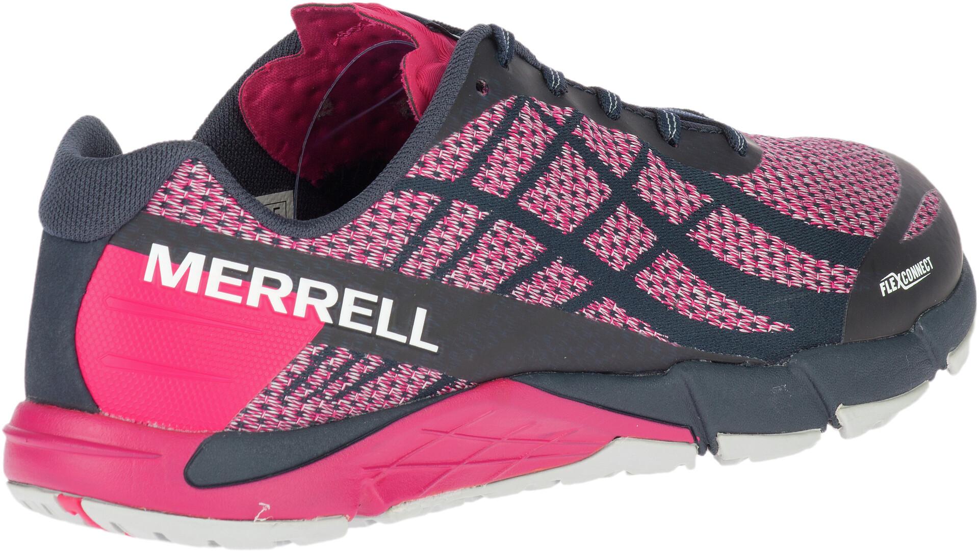 Merrell Bare Shoes Flex Vapor Access Neon Shield Damen SMGUqzVp